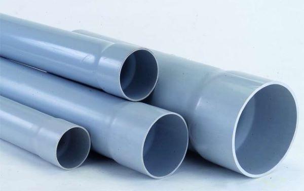 Nhựa công nghiệp PVC được sử dụng để làm ống dẫn nước